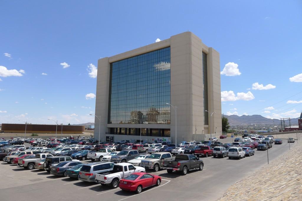 El Paso City Hall