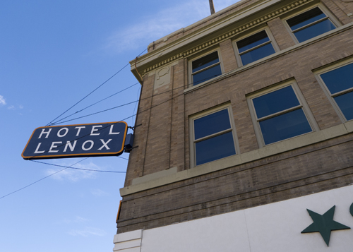The Hotel Lenox