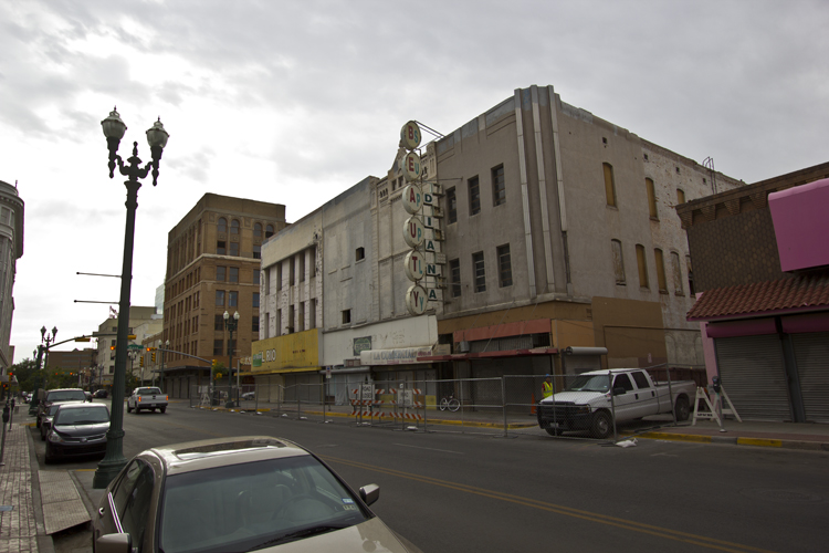San Antonio Street demolition candidates