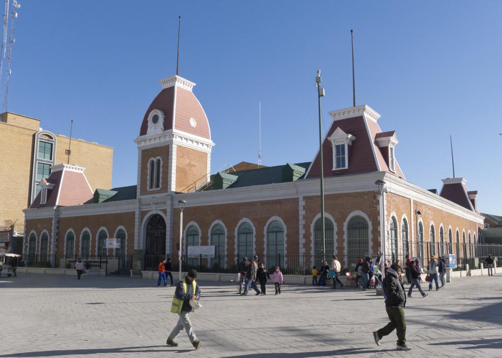 Museo de la Revolucion in Cd. Juarez