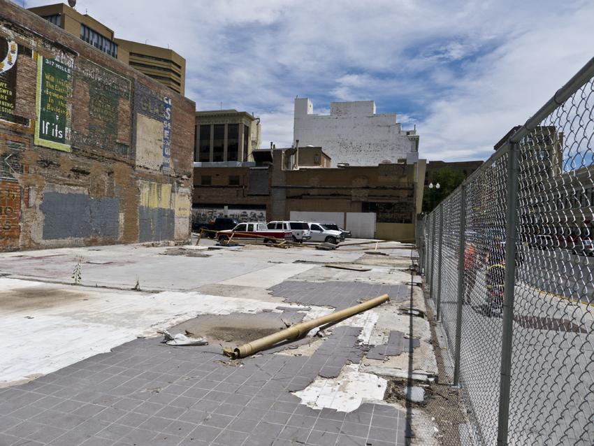 The Borderplex Community REIT legacy for El Paso